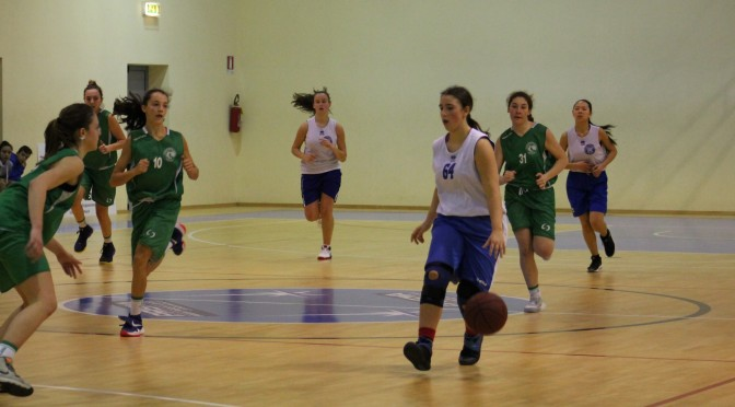 Al via i Concentramenti Interregionali dell'under 16 femminile