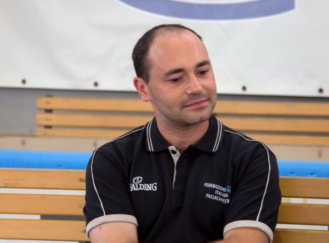 Coach Francesco Dragonetto