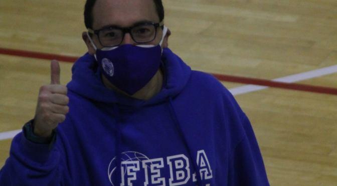COACH FRANCESCO DRAGONETTO LASCIA LA FEBA CIVITANOVA MARCHE PER MOTIVI PERSONALI